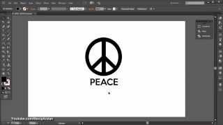 Ai Barış Amblemi Nasıl Yapılır How To Do Peace Emblem