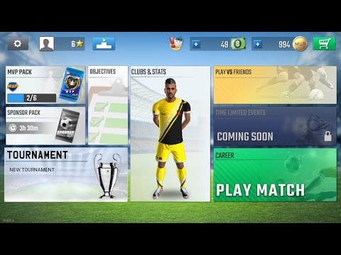 Football Superstar 2019 Android 80 MB Best Graphics