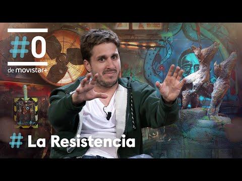 LA RESISTENCIA – Pablo Ibarburu no es un follador | #LaResistencia 26.04.2021