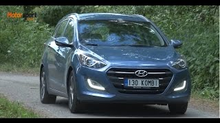 Hyundai i30 Kombi test