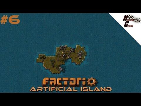 """""""Black Gold"""" Factorio - Artificial island series #6"""