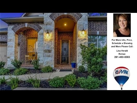 51 Golden Orchard Place, The Woodlands, TX Presented by Lisa Herald.
