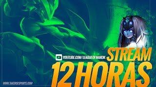 Stream de 12 HRS  ( ͡° ͜ʖ ͡°) - Only Riven ( 48W - 8L ) #GoTakers Smurfeando