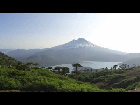 Mirador Sierra Nevada #timelapse v1.2, P.N. Conguillío, Araucanía, Chile