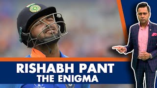 Rishabh PANT - The ENIGMA | #AakashVani | Cricket Analysis