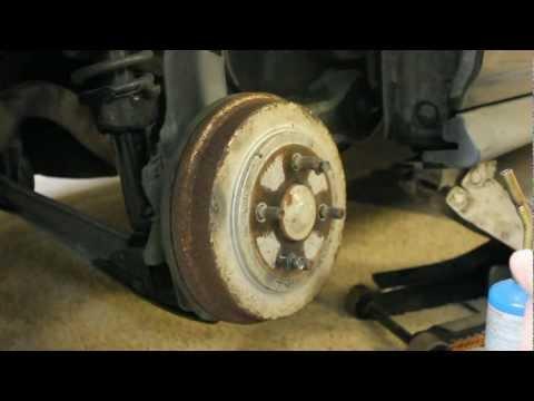 Honda Civic Drum Brakes Replacement