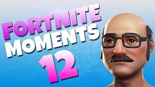 Fortnite Daily Funny and WTF Moments Ep. 12 thumbnail