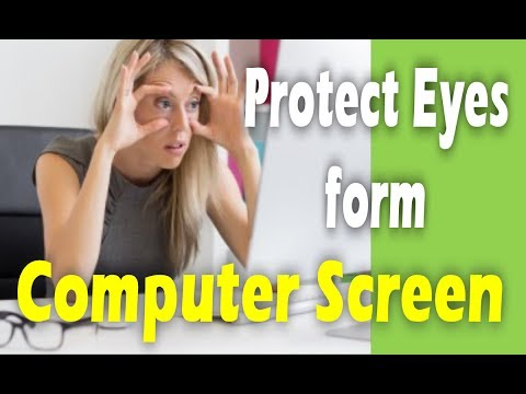 Best Software to Protect Eyes from Computer Screen (Eye Strain)