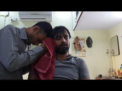 Best Head massage technique to follow