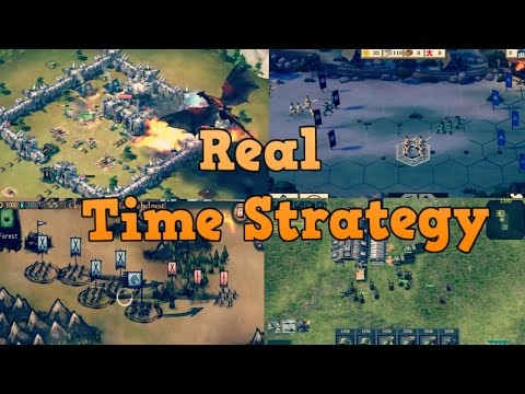 Top 15 Real Time Strategy Games For Android