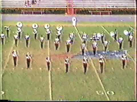 Graceville High School Tiger Pride 1996