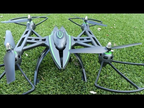 Drone Review - JXD 506G Challenger Quadcopter