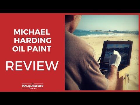 Review of Michael Harding Introductory Paints