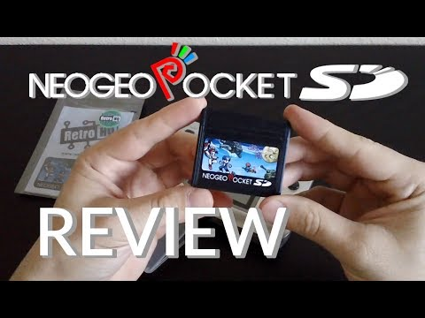 Neo Geo Pocket SD - REVIEW