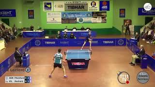 Liam Pitchford vs Antoine Hachard - Pro A France 2017/2018