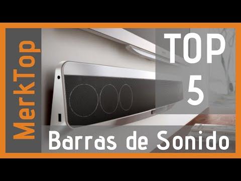 Las Mejores BARRAS De SONIDO 🏆🔊 - Baratas / Calidad / Precio  / TOP 5 / 2019