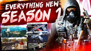 EVERYTHING NEW in Cold War Season 1! well kinda...