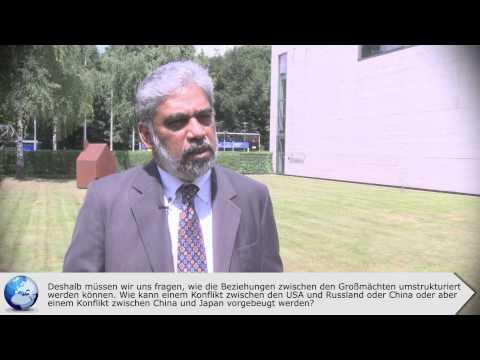 Raja Mohan - Political Agenda of the Future