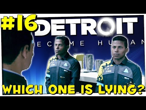 A DANGEROUS INVESTIGATION | PART 16 | DETROIT: BECOME HUMAN GAMEPLAY COOP