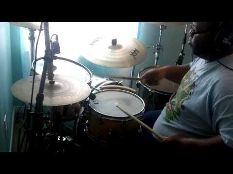 New Life Community Choir; John P. Kee - Clap Your Hands (Drum Cover)