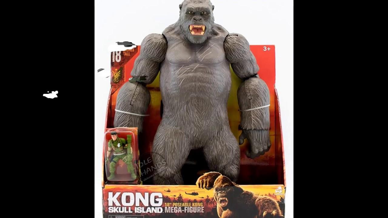 Kong Skull Island Juguetes