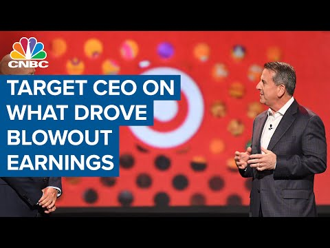 Target CEO Brian Cornell on what drove the blowout second quarter results