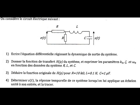 exo equation differentielle pdf