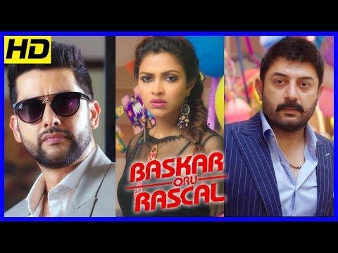 Bhaskar Oru Rascal Scenes | Amala Paul...