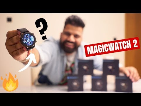Honor MagicWatch 2 Unboxing & First Look - Best Smartwatch in Budget - 5x Giveaway🔥🔥🔥