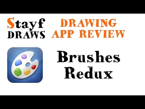 Brushes redux app tutorial