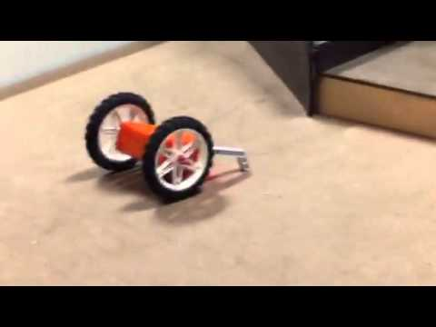 Edison education robot on remote control steriods