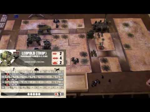 Babylon Axis VS Allies BATTLE REPORT#1