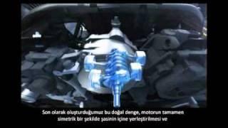 Subaru Boxer Motor Ve Simetrik Sürekli 4 çeker ( Symmetrical Awd )
