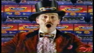 Micro Machines Private Eyes Commercial 1990