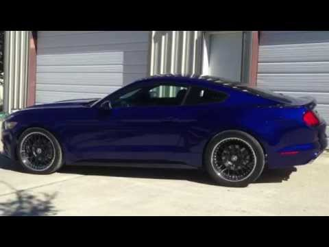 2015 EcoBoost Mustang - Top 5 Modifications