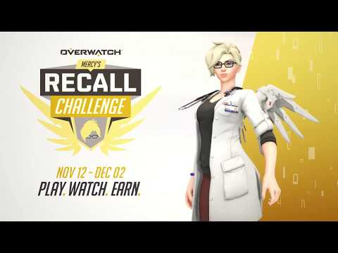 Mercy's Recall Challenge | How to Earn Drops