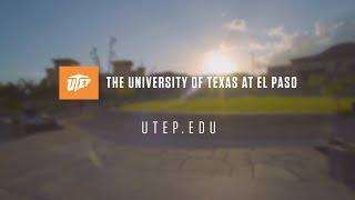 The University of Texas at El Paso Image Spot 2018