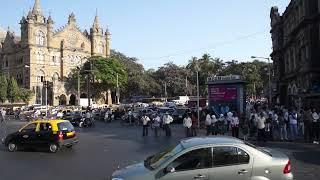 Gare Victoria Terminus, Mumbai