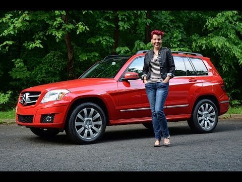 Roadfly.com   2011 Mercedes GLK 350 Test Drive U0026 Review