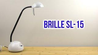 Розпакування Brille SL-15