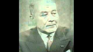 Hommage à Henri Bergson (1/13)- Gaston Berger (p.1)