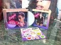 Miley Cyrus: Bangerz Deluxe Edition Album Review/Unboxing - Rose Cover with Stickers ...