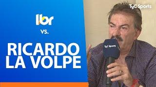 Líbero vs Ricardo La Volpe