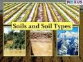 Soils and Soil Types - (Social Science) - Iken School - (English audio)