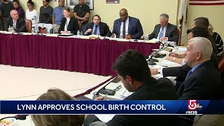 School gives students access to birth control