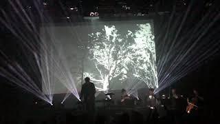 "Christian Löffler & Ensemble (feat. Mohna) ""Veiled Grey"" Live @ Gloria Cologne 24.01.2019 Pt. 1"
