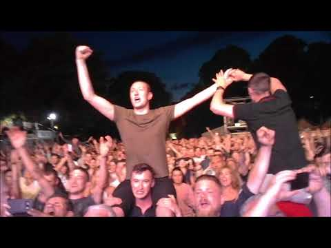 Damien Dempsey Live @ IveaghGardens, Dublin 14/07/2018 Mp3