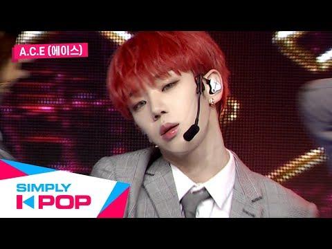 Simply K-Pop ACE에이스  SAVAGE삐딱선  Ep390  112919