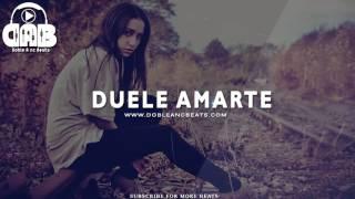 Download DUELE AMARTE - Beat Instrumental Rap Sad Emotional x Base De Rap - Doble A nc Beats MP3 song and Music Video
