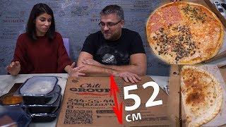 Обзор доставки Чили Пицца Санкт-Петербург. Это топовая доставка пицца... Или? #PRostoEda
